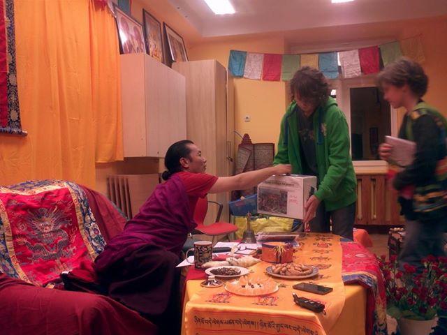 Bodhiczitta w akcji